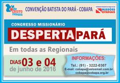 Congresso Desperta Pará