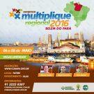 Congresso Multiplique reuniu mais de 400 pessoas