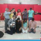 Despedida do Pr. Josimar Souza e Família