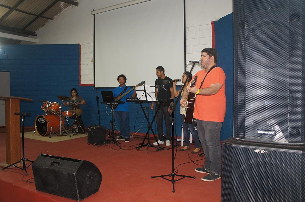 Ministério de Música da Igreja Batista da Pedreira.