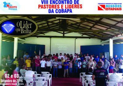 VIII Encontro de Pastores e Líderes