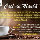 Café com Pastores e Líderes na Metropolitana 2