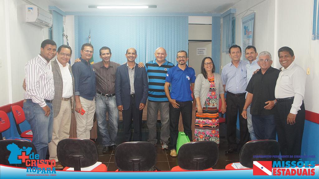 5ª reunião do Conselho da Cobapa - 2017