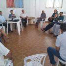 Lideranças da Regional Sul/Sudestes reunida