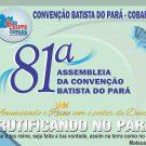 81ª Assembleia da Cobapa em Marabá - Inscrição online