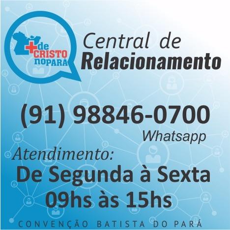 centra de relacionamento via whatsapp