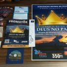 Distribuição do kit da Campanha de Missões Estaduais 2018