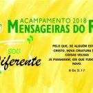 Mensageiras do Rei - Acampamento 2018