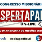 Primeiro evento on-line da Cobapa