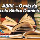 As escolas bíblicas não pararam!