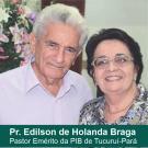 Pr. Edilson Braga, Legado de amor à causa de Cristo